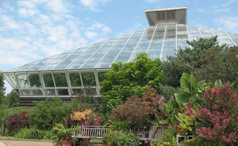 Attractions wisconsin attractions what to do near 53954 for Olbrich botanical gardens hours